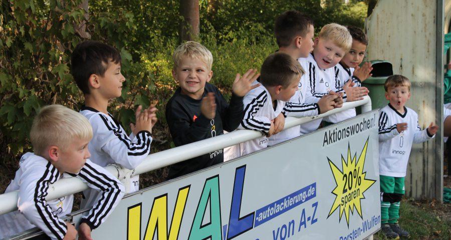 Grün-Weiß Barkenberg sucht weitere Fußball-Talente
